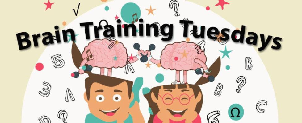 Brain Training Tuesdays