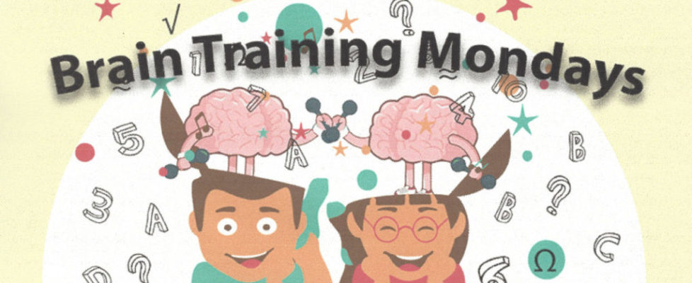Brain Training Mondays