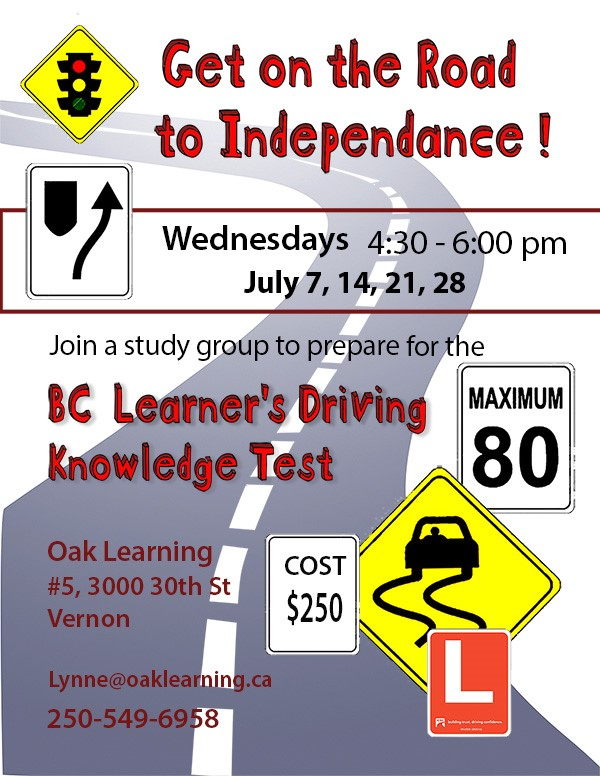Road to Independance Poster Vernon small